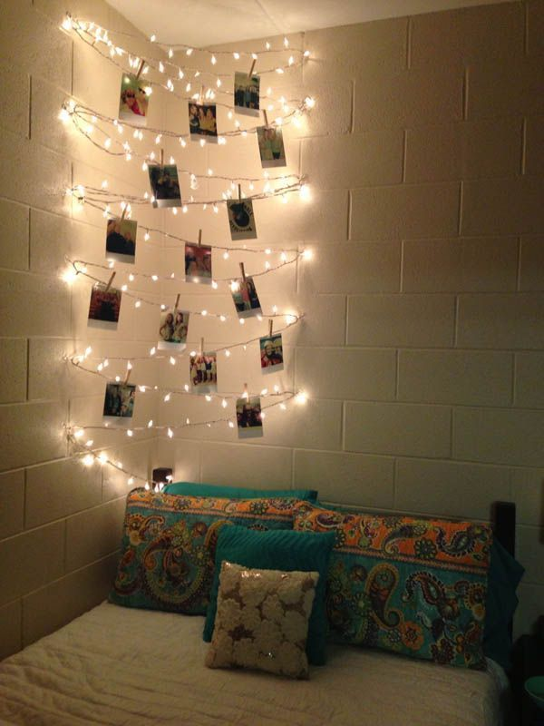 22 Ideas Para Decorar Con Luces Navide As Sin Esperar A La