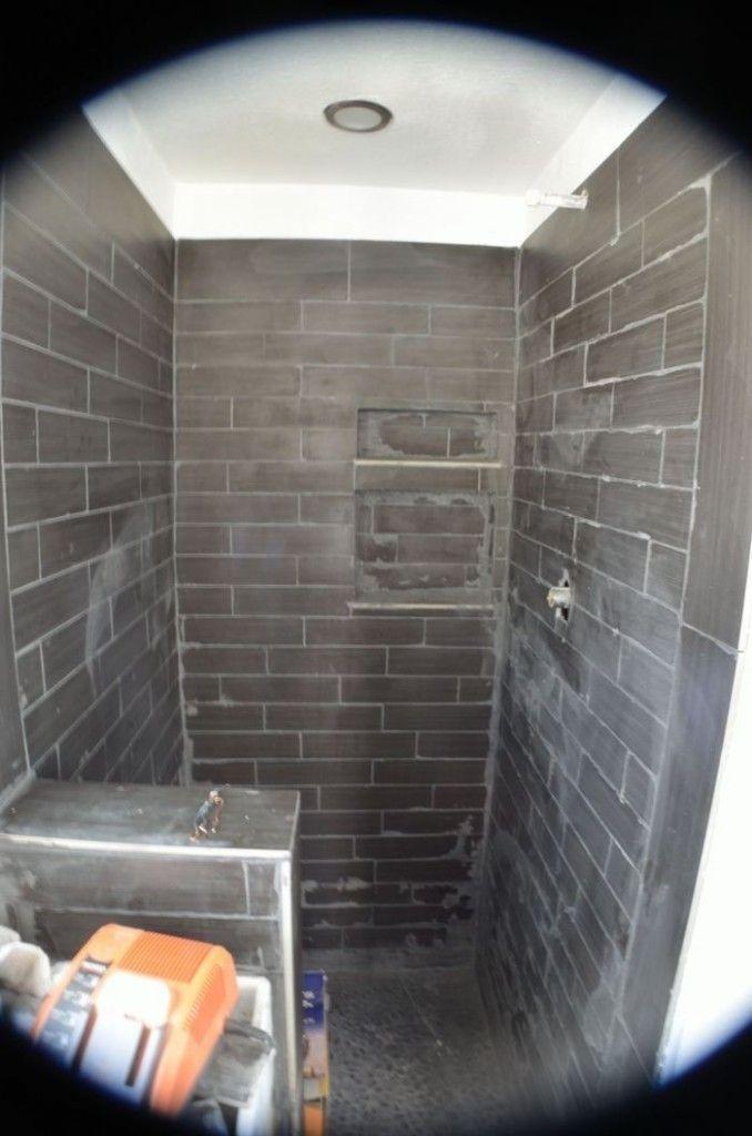 construcción de casas baño