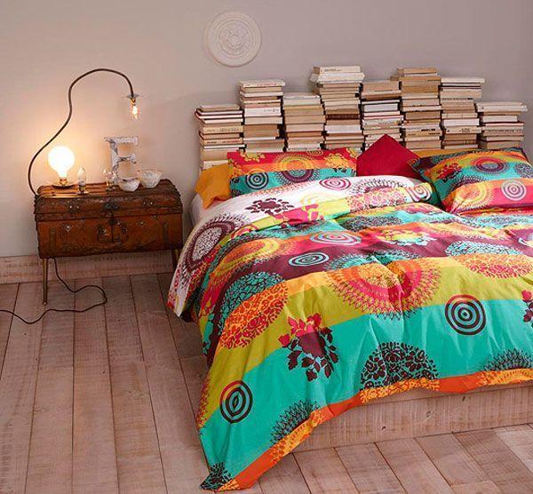 ideas creativas para el cabecero de la cama 02