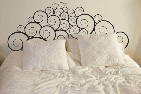 ideas creativas para el cabecero de la cama 3c