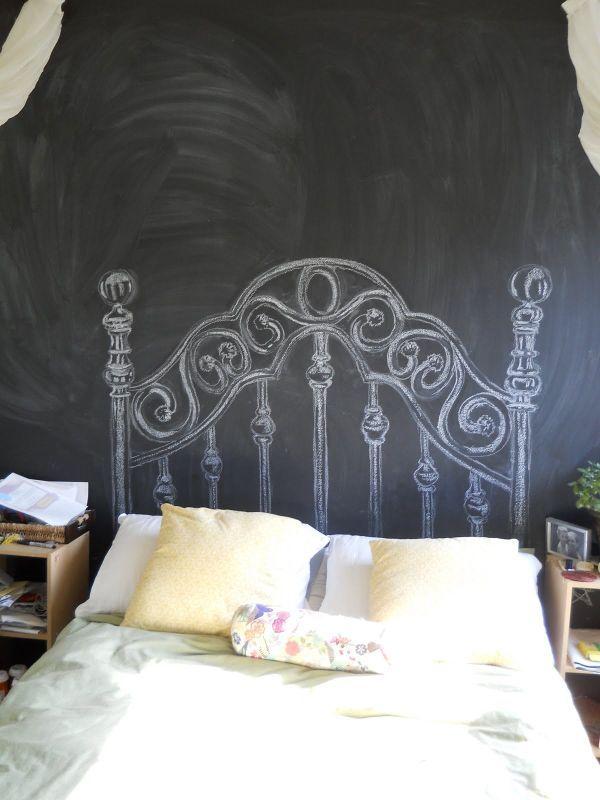 ideas creativas para el cabecero de la cama 04