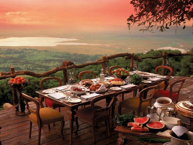 restaurantes con las mejores vistas craterlodge