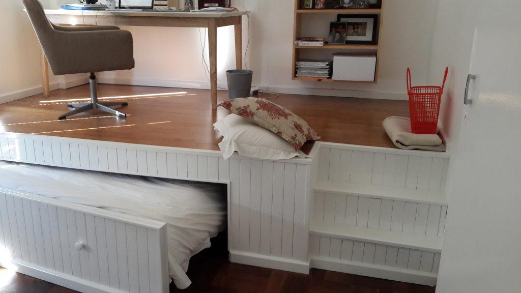 cama escritorio sin espacio 18