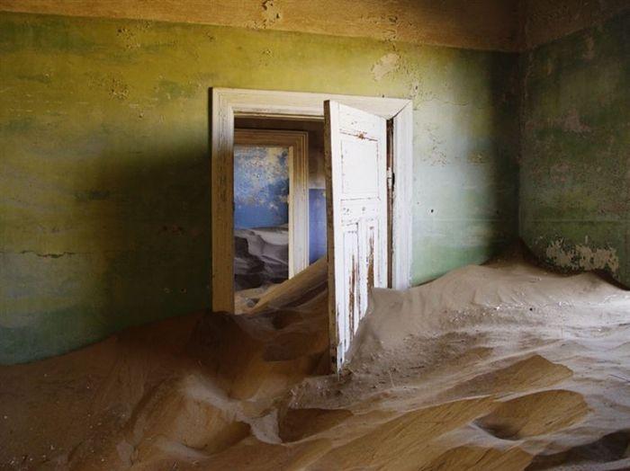 casa en Kolmanskop 01