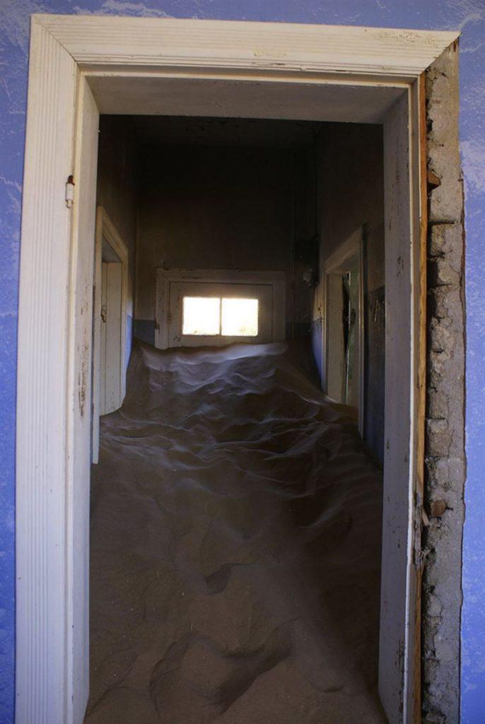 casa en Kolmanskop 02