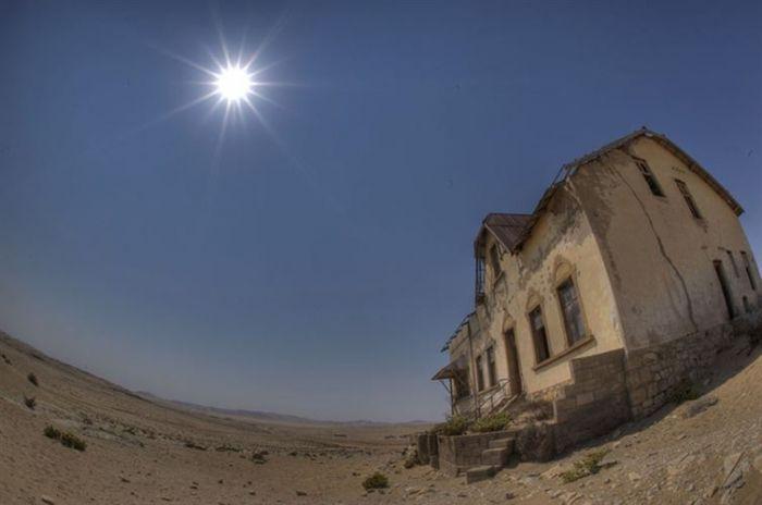 casa en Kolmanskop 03