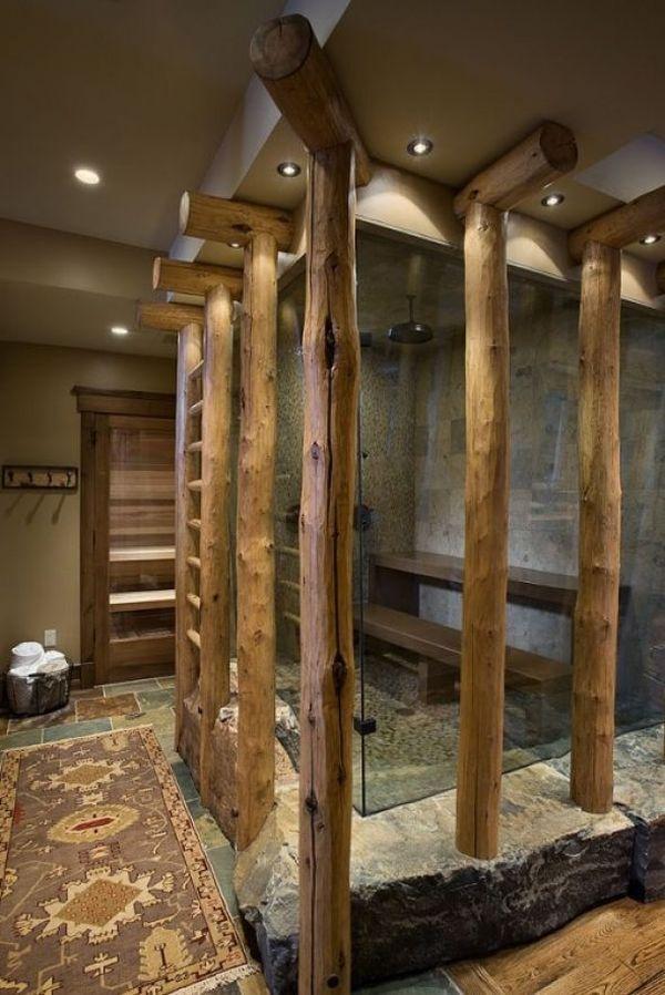 duchas-creativas-originales-horizontal-troncos-madera