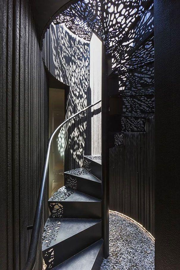 Las 22 escaleras por las que estar s deseando subir for Tipos de escaleras para casa habitacion