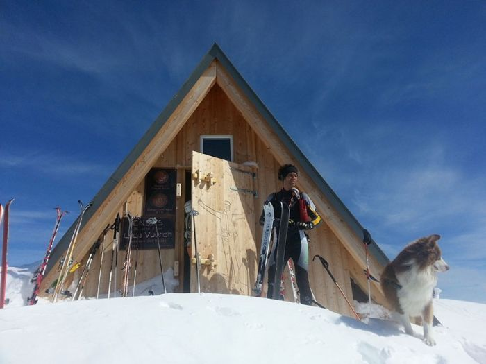 refugio de montaña 11