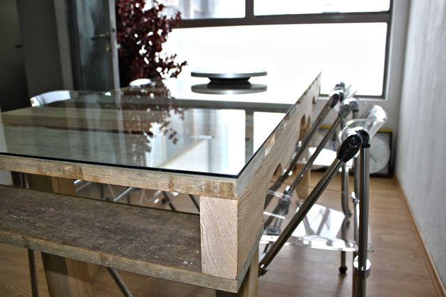 16 dise os de muebles con palets que no imaginar as que se for Living comedor con palet de madera