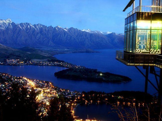 restaurantes con las mejores vistas skyline