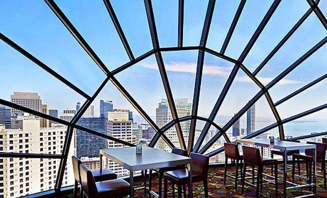 restaurante theview
