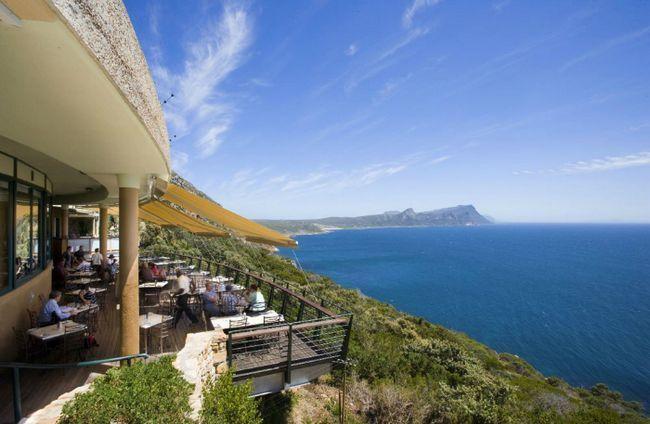 restaurantes con las mejores vistas oceans