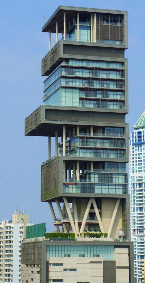 rascacielos en Mumbai 08