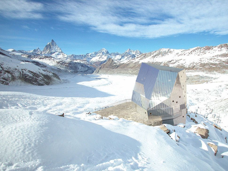 edificios-mas-extranos-refugio-zermatt