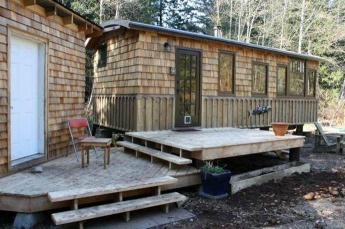 tiny houses casas pequenas construida mano madera naturaleza