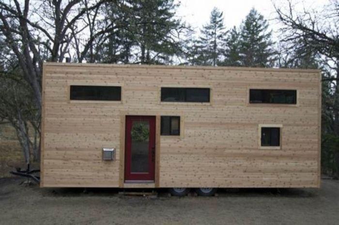 tiny house casa pequena construida madera ruedas