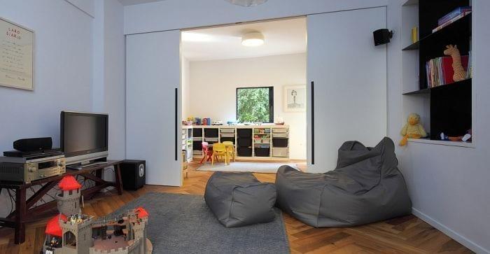 sala musica apartamento juntado suelo madera despacho fondo