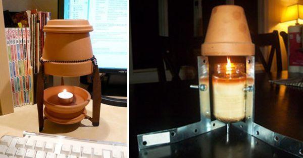 C mo calentar tu casa de manera econ mica con una estufa casera paso por paso casas - Como calentar la casa ...