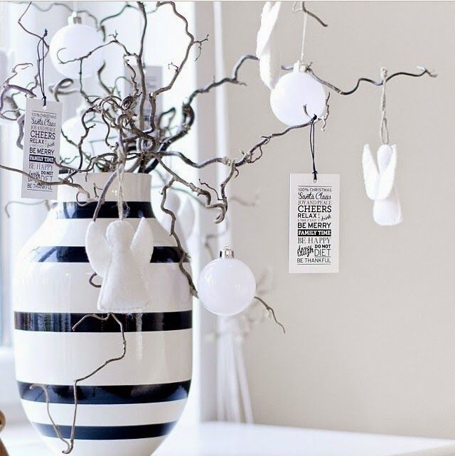 20 fant sticas ideas para decorar tu casa en navidad for Adornos para la casa