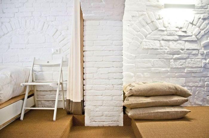 loft diseno escandinavo detalle habitacion