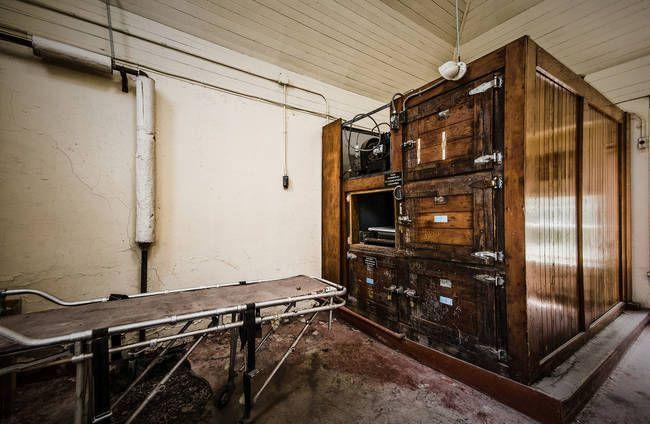 lugares reales tetricos asilo psiquiatrico willard
