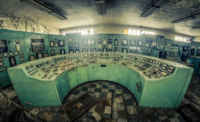 lugares reales tetricos sala maquinas