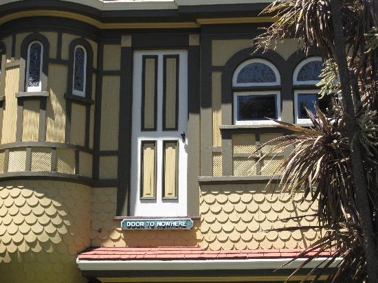 puerta ningun sitio mansion sarah winchester