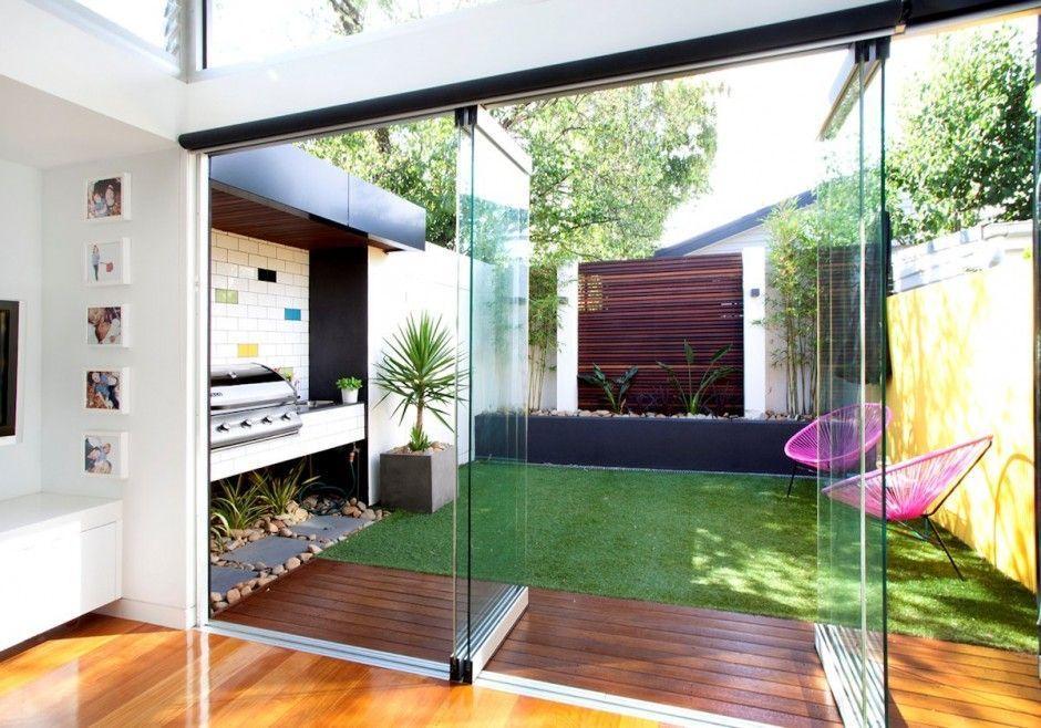 Impresionante transformaci n de una antigua terraza for Casas y jardines modernos
