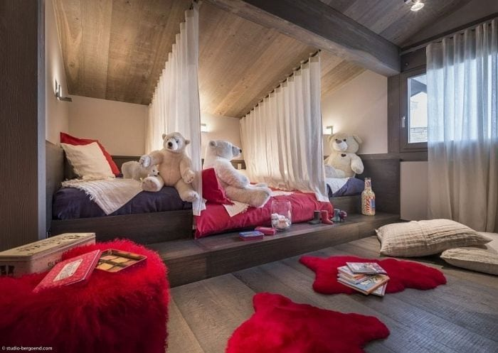 Exclusive-kids-bedroom-in-the-lavish-French-Chalet