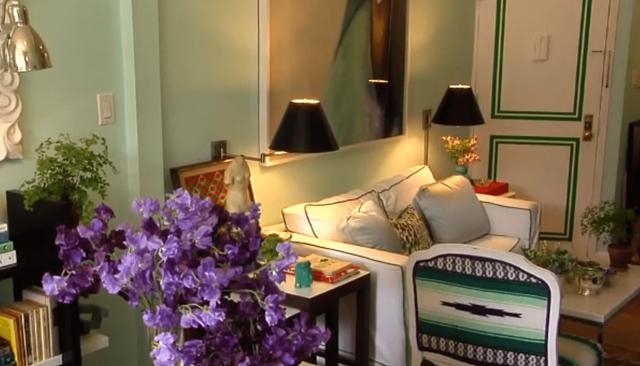 12 grandes ideas para hacer de apartamentos peque os for Ideas para departamentos
