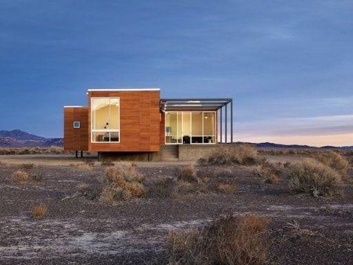 casa prefabricada en desierto 4