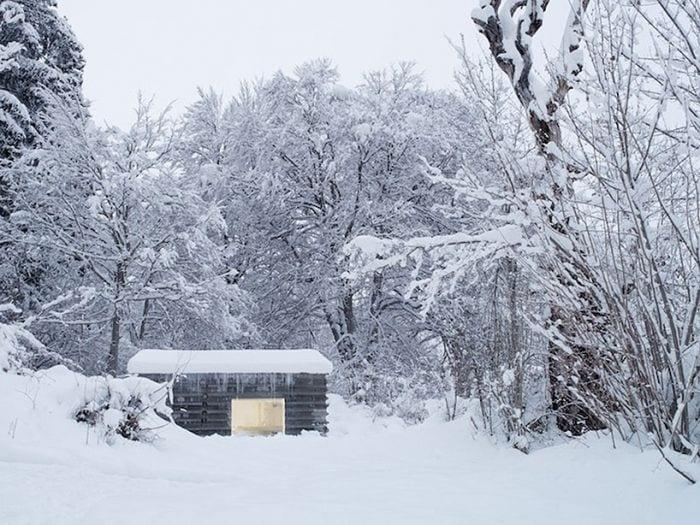 alojamiento alpes suizos