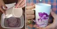 decorar tazas