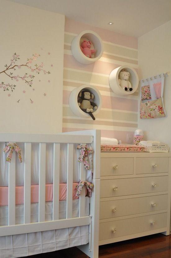 21 fantsticas ideas para decorar la habitacin de tu beb Casas