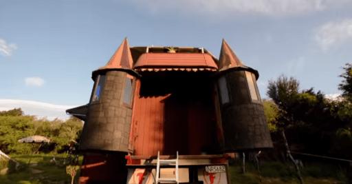 camion castillo