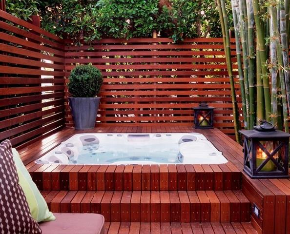 8 consejos para sacar el m ximo partido a tu patio o terraza casas increiblescasas increibles - Piscina en terraza peso maximo ...