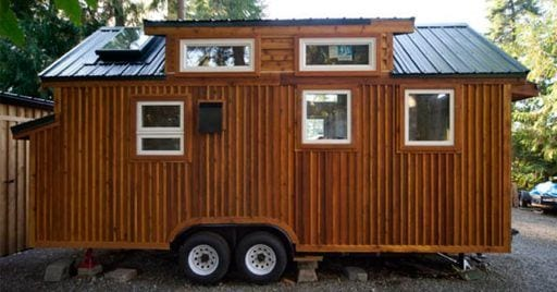 caravana sauna