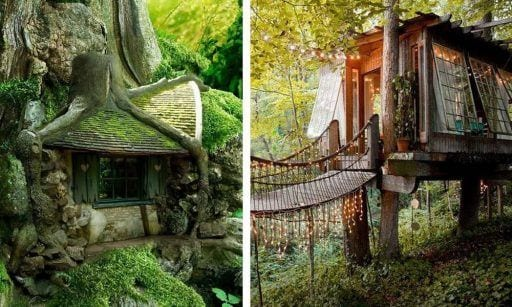 casas naturaleza destacada