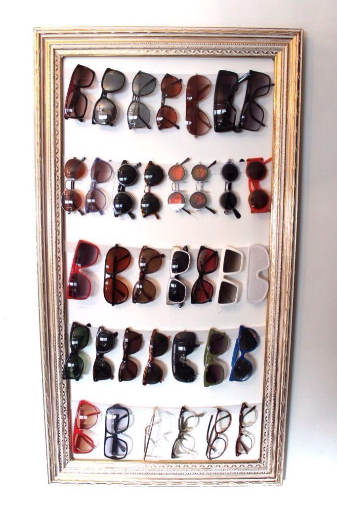 Utiliza los marcos para mucho m s que enmarcar fotos y cuadros casas increibles - Como enmarcar un poster en casa ...