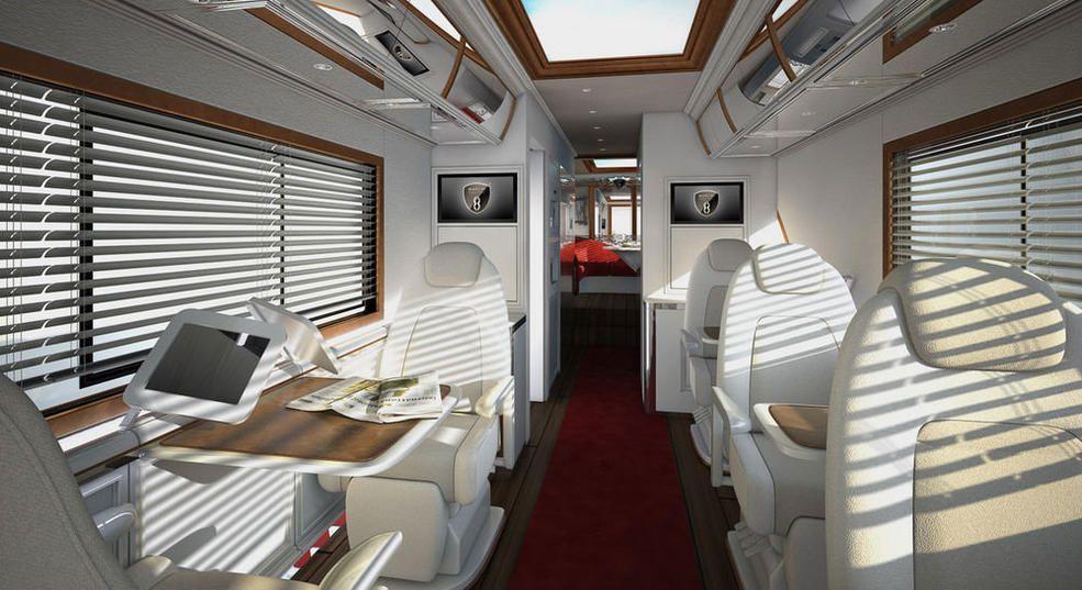 Os ense amos las mejores caravanas para todos los gustos y necesidades casas increiblescasas - Decoracion interior caravanas ...