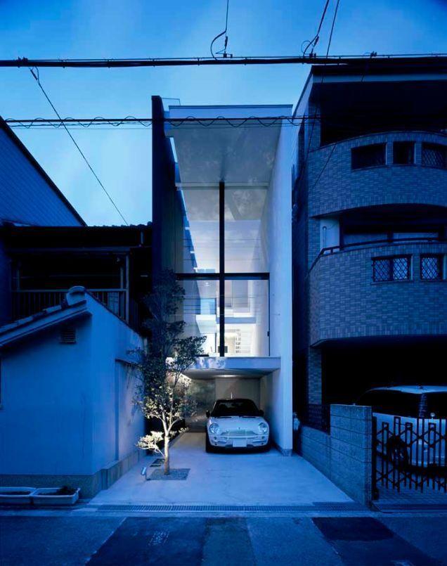 Estas son las casas m s estrechas del mundo casas for Casas estrechas