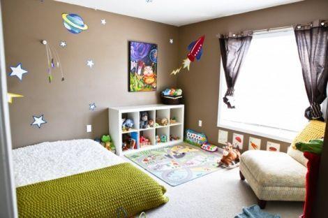 descubre cómo decorar la habitación de tu bebé siguiendo el método