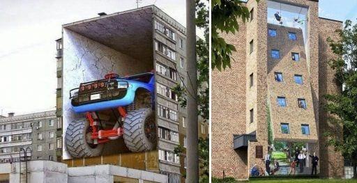 graffitis gigantes