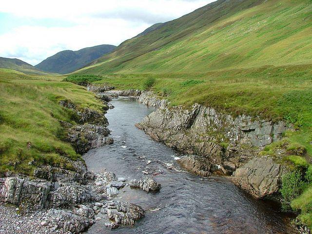 Lochaber Geopark Scotland