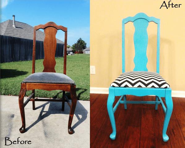 Insp rate viendo el antes y el despu s de estos muebles - Muebles restaurados vintage ...