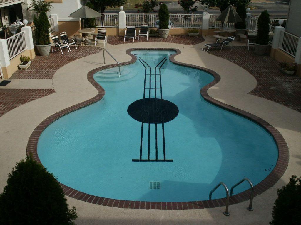 Las piscinas con los dise os m s originales que hayas for Diseno de piscinas camaroneras