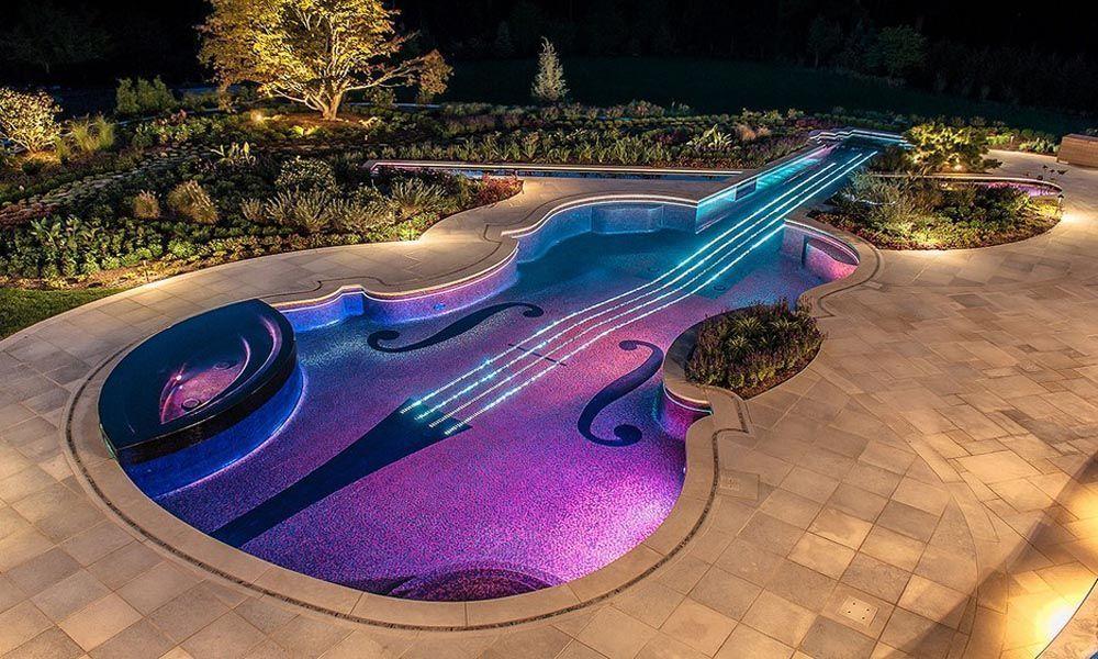 Las piscinas con los diseños más originales que hayas visto nunca ...