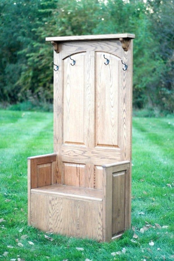 Despu s de ver estas ideas de decoraci n no querr s tirar for Como decorar una mesa de madera vieja