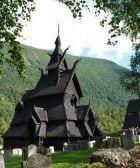 iglesia borgund 1